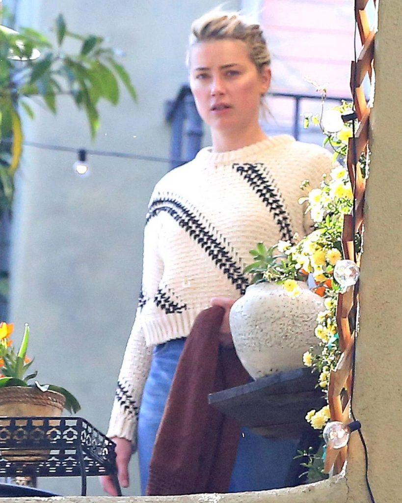 Amber Heard and Bianca Buttiout – Out in Los Angeles 2020 (10 Photos)
