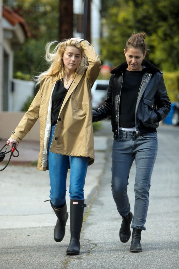 Amber Heard With Girlfriend Bianca Butti – Out in LA 2020 (13 Photos)