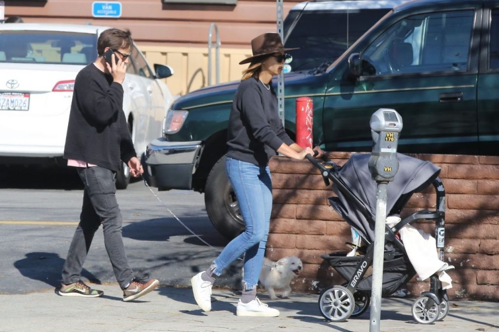 Amber Stevens West – Out in Los Angeles 2020 (7 Photos)