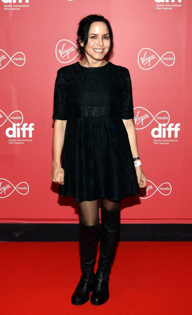 Citizens of Boomtown Premiere at Dublin International Film Festival: Andrea Corr (3 Photos)