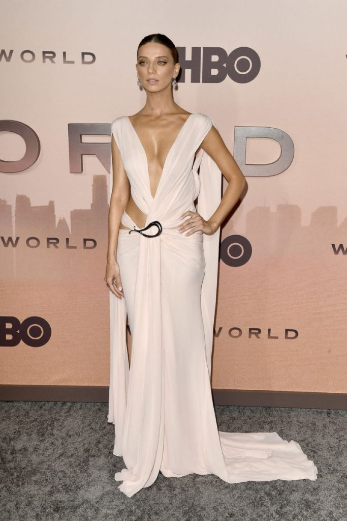 Westworld Season 3 Premiere in Hollywood: Angela Sarafyan (10 Photos)