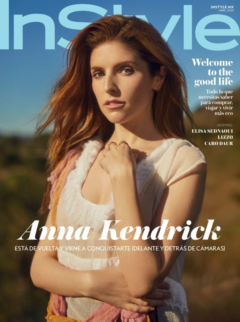 Anna Kendrick – InStyle Mexico April 2020