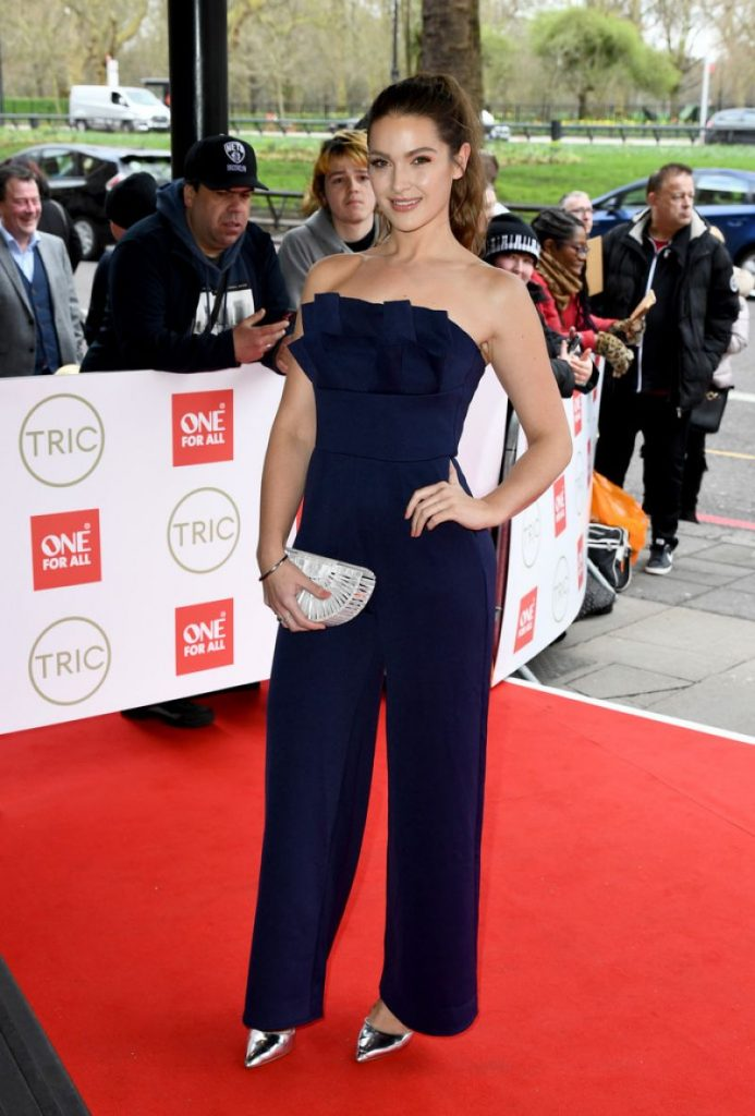 TRIC Awards 2020: Anna Passey (2 Photos)
