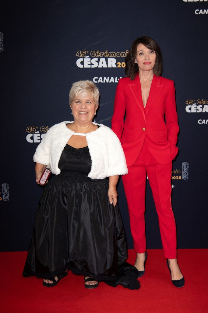 Cesar Film Awards 2020: Anne Marivin (3 Photos)