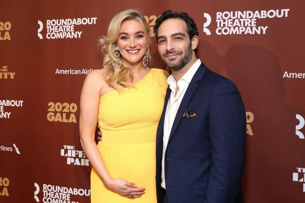 Roundabout Theater's 2020 Gala in NYC: Betsy Wolfe (6 Photos)