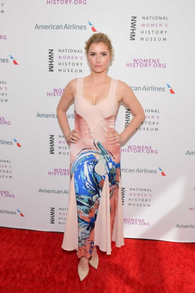 National Women's History Museum Women Making History Awards 2020: Brianna Brown (3 Photos)