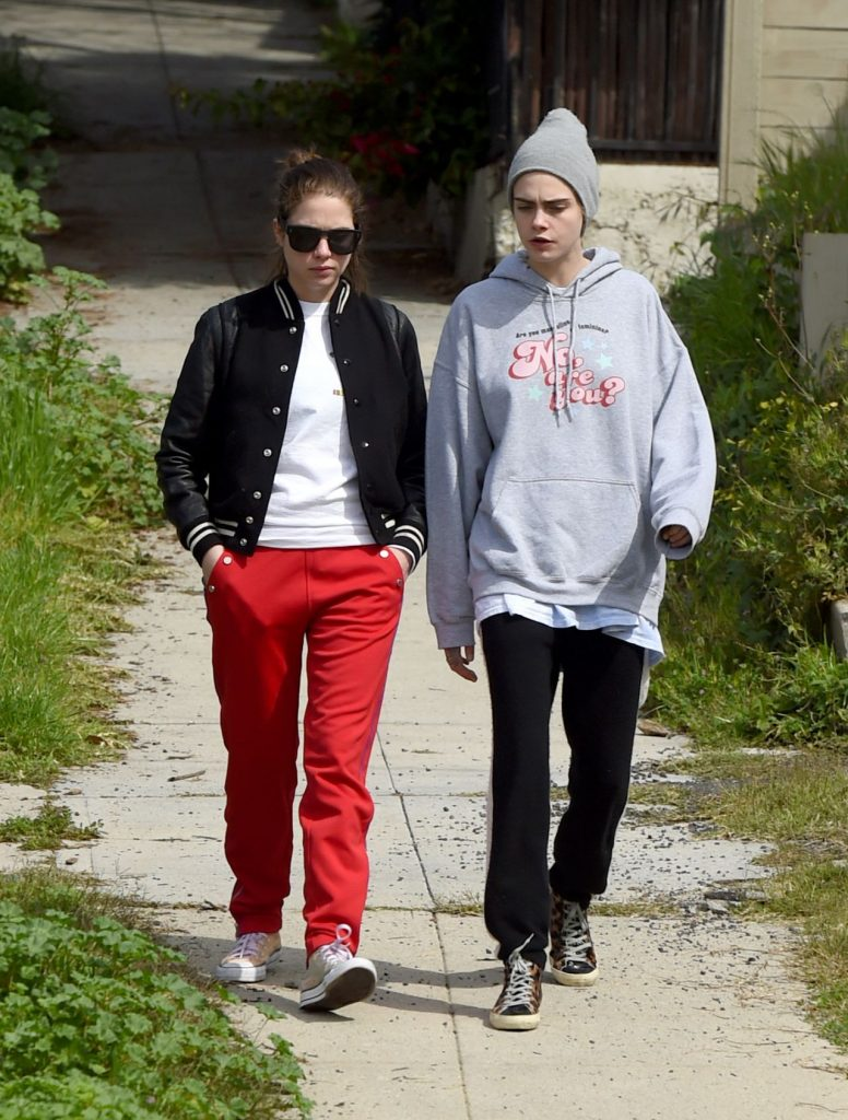 Cara Delevingne and Ashley Benson – Out in LA 2020 (9 Photos)
