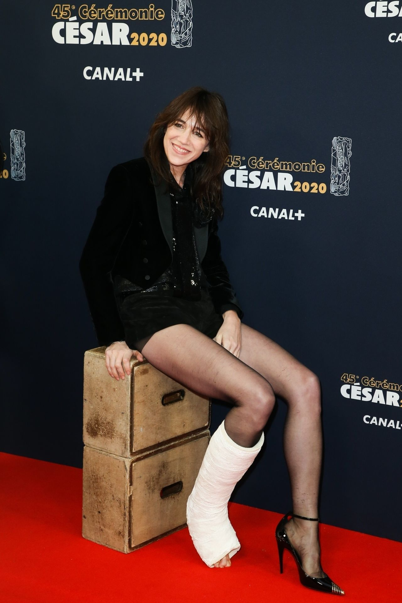 La Vita Promessa Photocall in Rome: Demetra Bellina (5 Photos)
