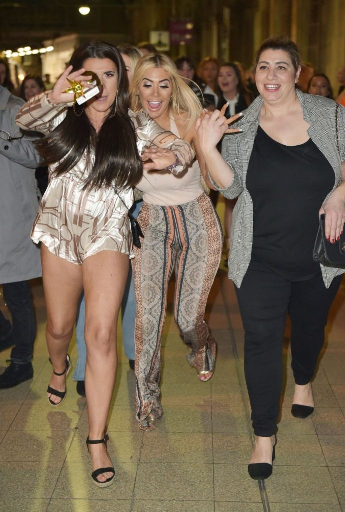 Chloe Ferry – Out in Durham 2020 (16 Photos)