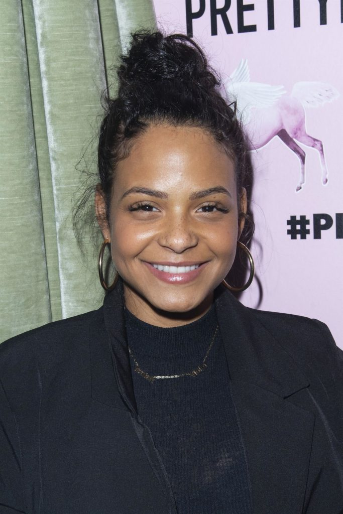 Christina Milian – Paris Fashion Week in Paris 2020 (3 Photos)