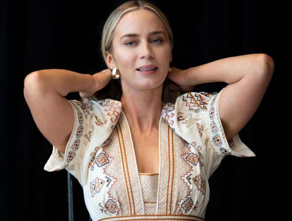 A Quiet Place Part II Photocall: Emily Blunt (13 Photos)