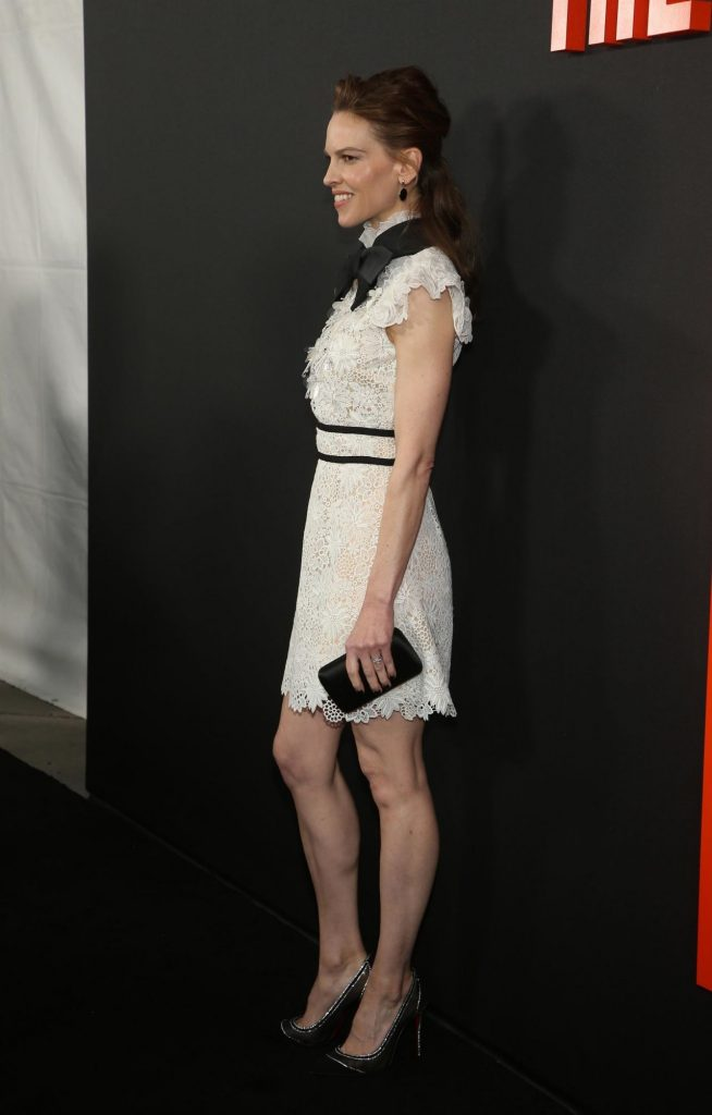 Hilary Swank – The Hunt Special Screening in Hollywood (7 Photos)