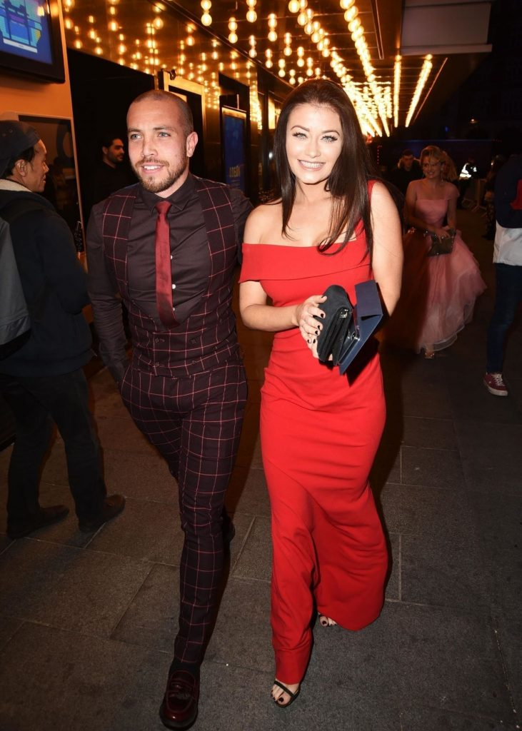 Mulan Premiere in London: Jessica Impiazzi (6 Photos)