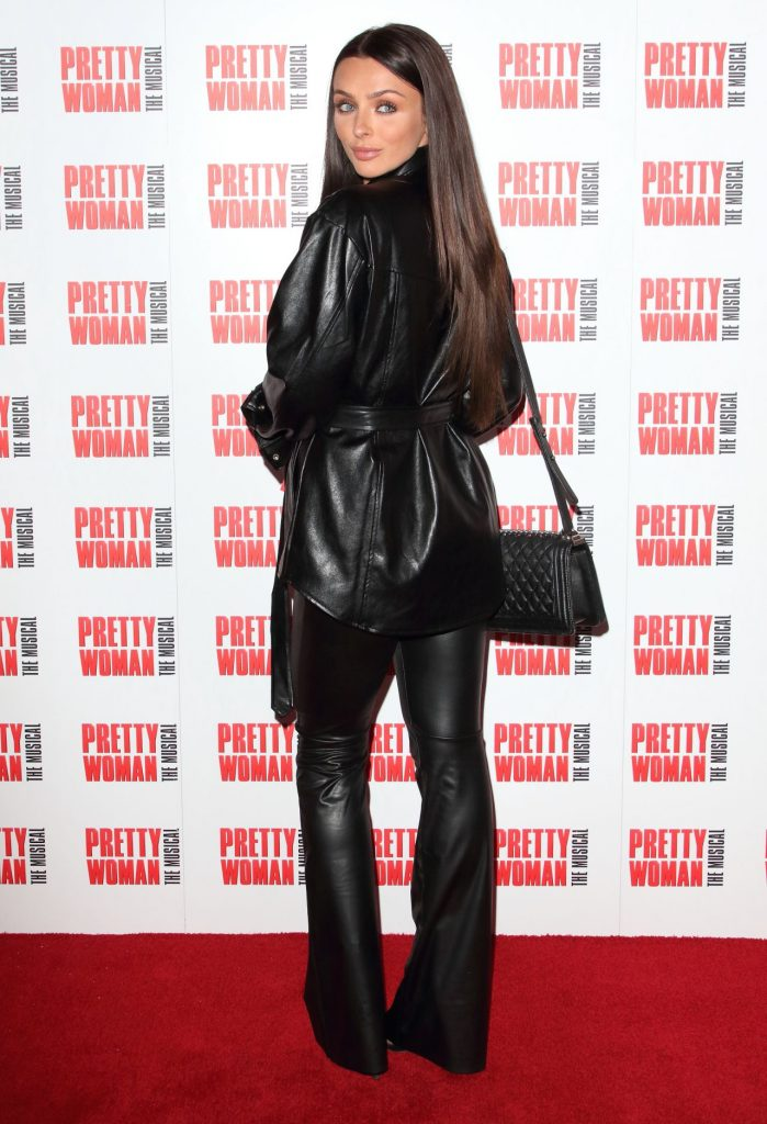 Kady McDermott – Pretty Woman The Musical Press Night in London 2020 (7 Photos)