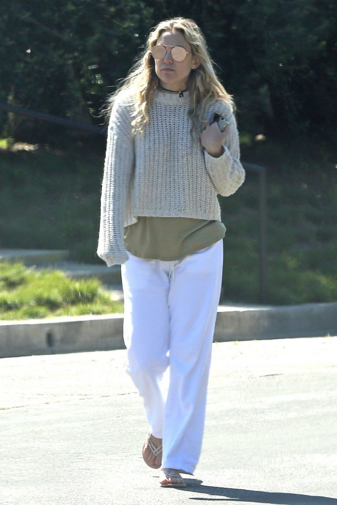 Kate Hudson – Out in LA 2020 (7 Photos)
