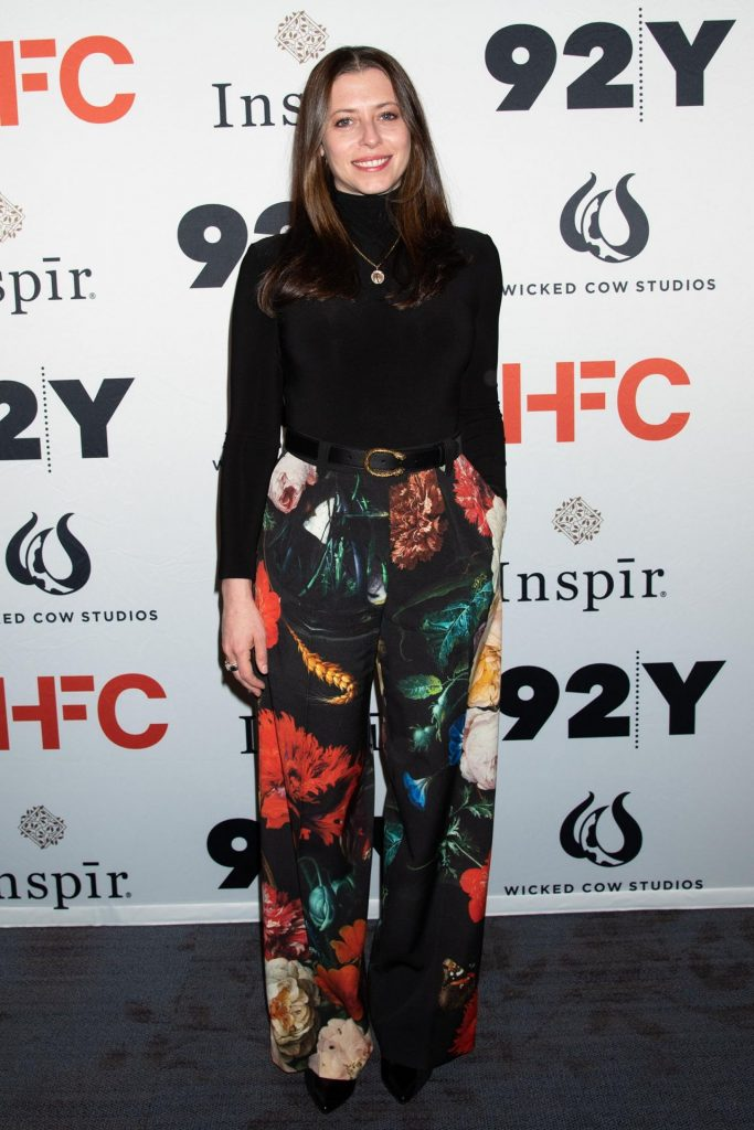 HFC Benefit Evening in New York 2020: Lauren Miller (6 Photos)