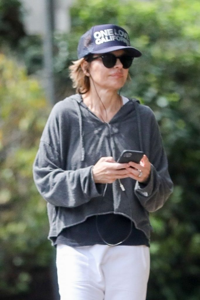 Lisa Rinna – Out in LA 2020 (9 Photos)
