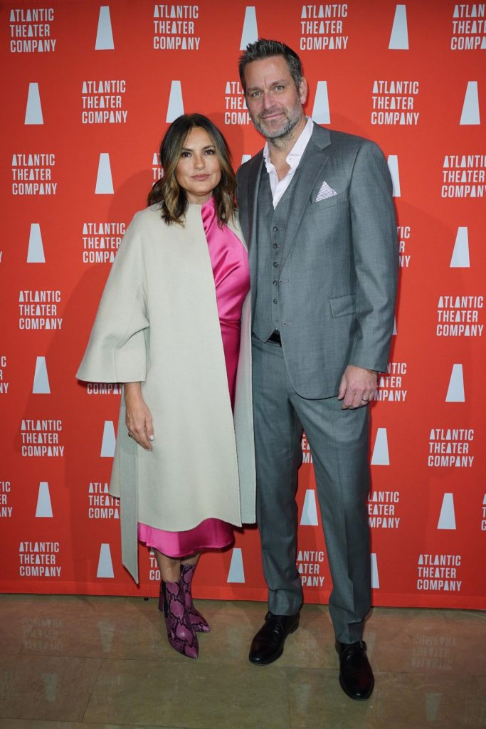 2020 Couples Choice Gala: Mariska Hargitay (6 Photos)