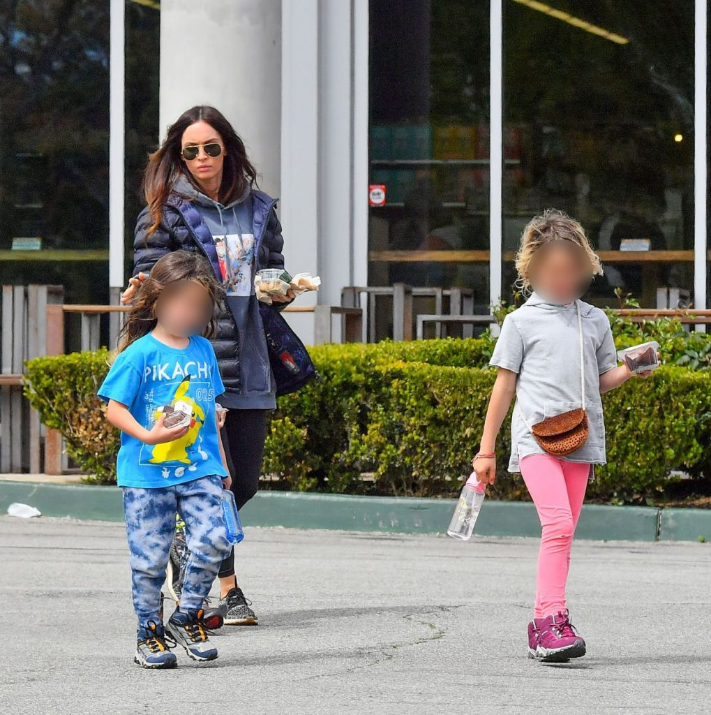 Megan Fox at a Grocery Store in Los Angeles 2020 (8 Photos)