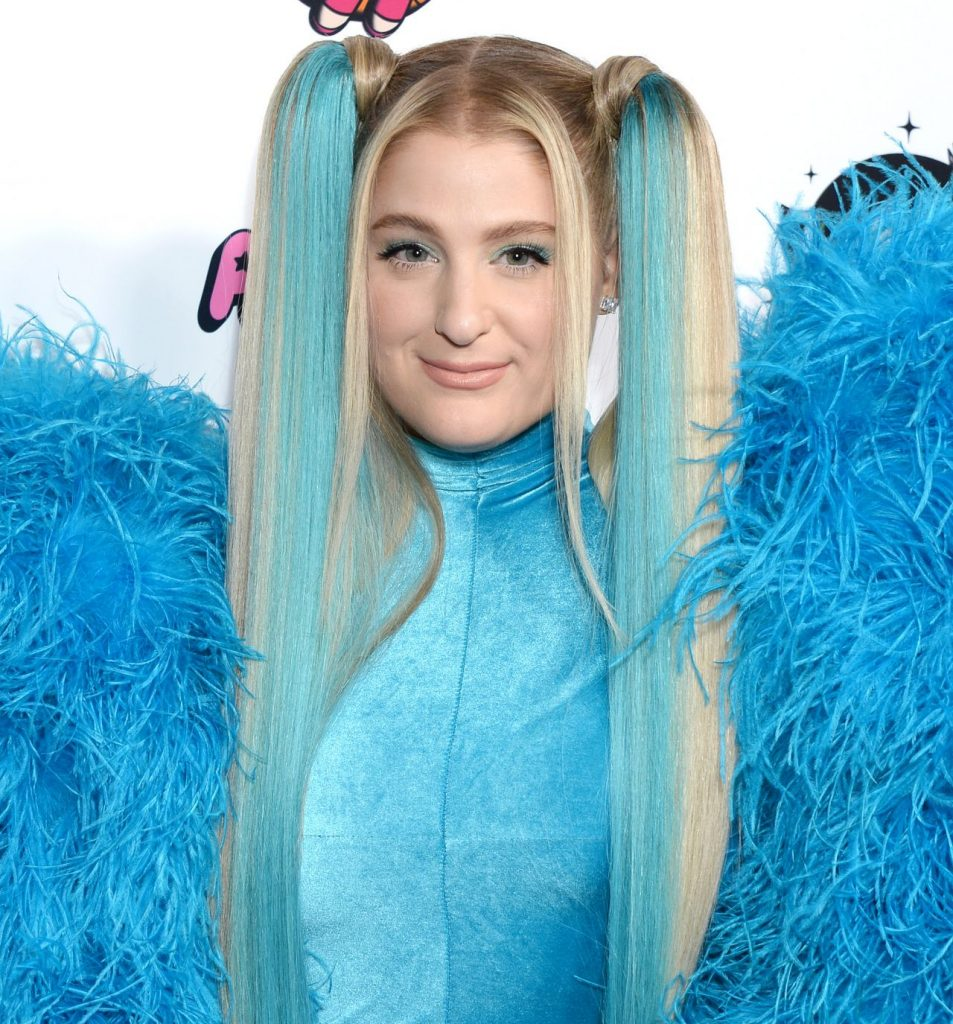 Meghan Trainor – 2020 Christian Cowan x Powerpuff Girls Runway Show in Hollywood (13 Photos)