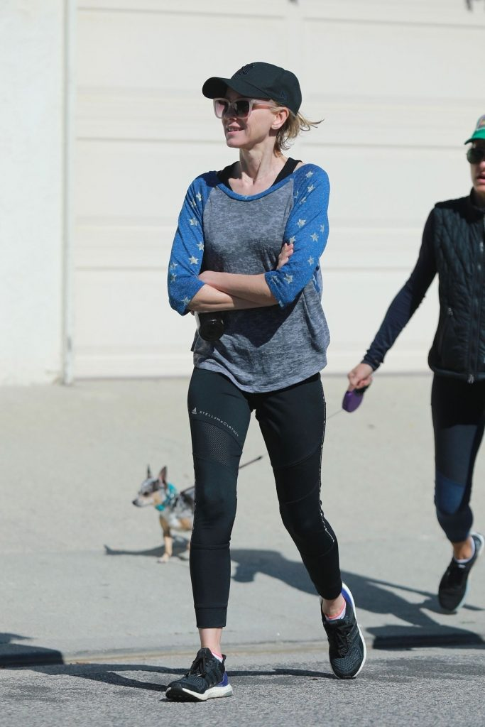 Naomi Watts – Out in Los Angeles 2020 (10 Photos)