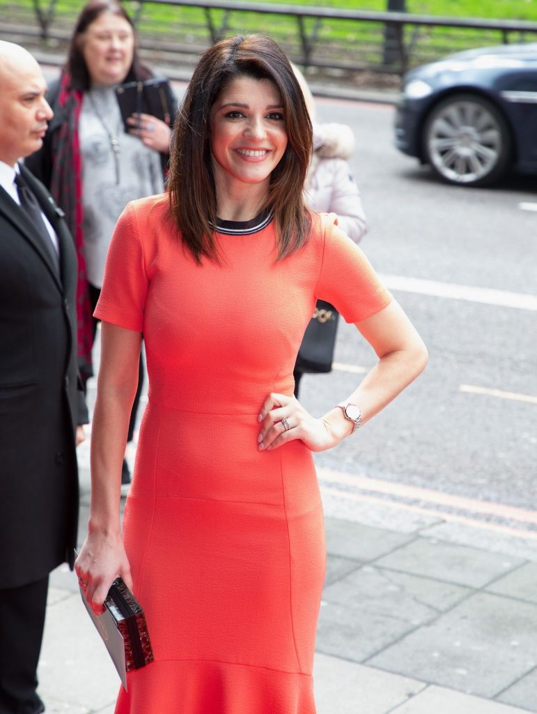 TRIC Awards 2020: Natalie Anderson (6 Photos)