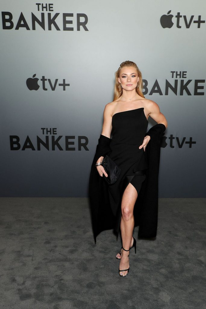 Apple's The Banker Premiere in Memphis 2020: Nikki Leigh (4 Photos)