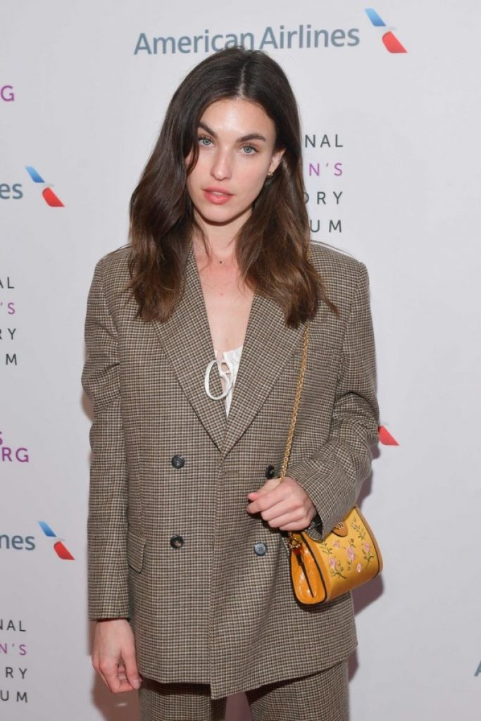 National Women's History Museum Women Making History Awards 2020: Rainey Qualley (7 Photos)