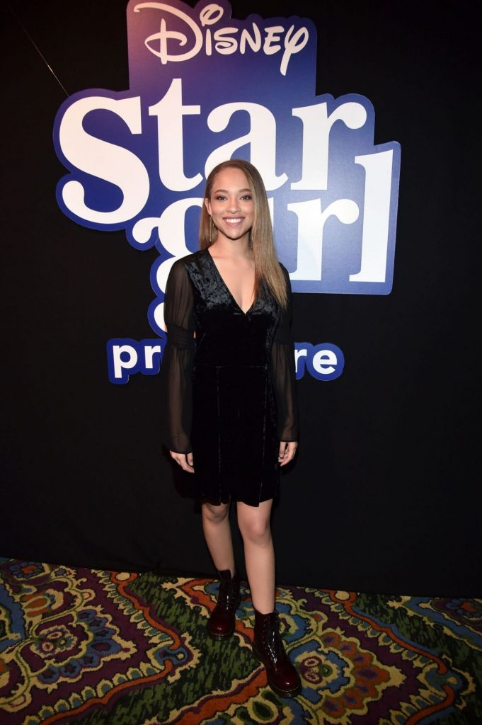 Stargirl Premiere in Hollywood: Shelby Simmons (8 Photos)