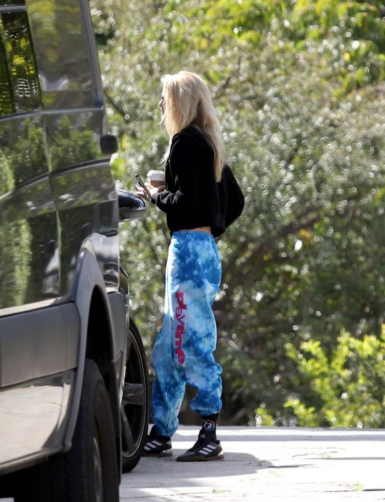 Stella Maxwell – Out in Los Angeles 2020 (6 Photos)