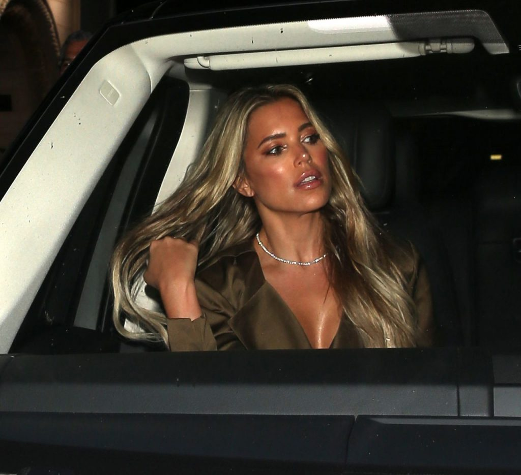 Sylvie Meis – Madeo in Beverly Hills 2020 (6 Photos)