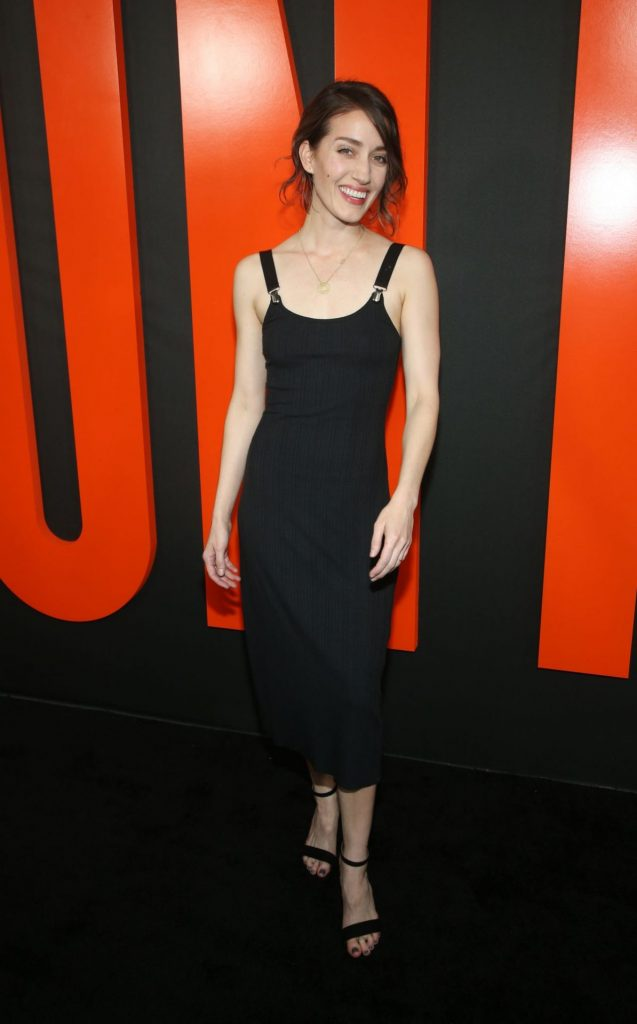 The Hunt Special Screening in Hollywood: Teri Wyble (7 Photos)