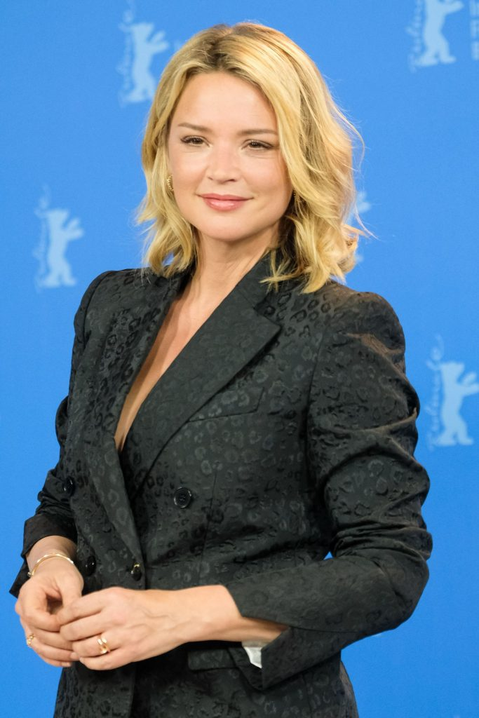 Police Photocall at Berlinale 2020: Virginie Efira (2 Photos)