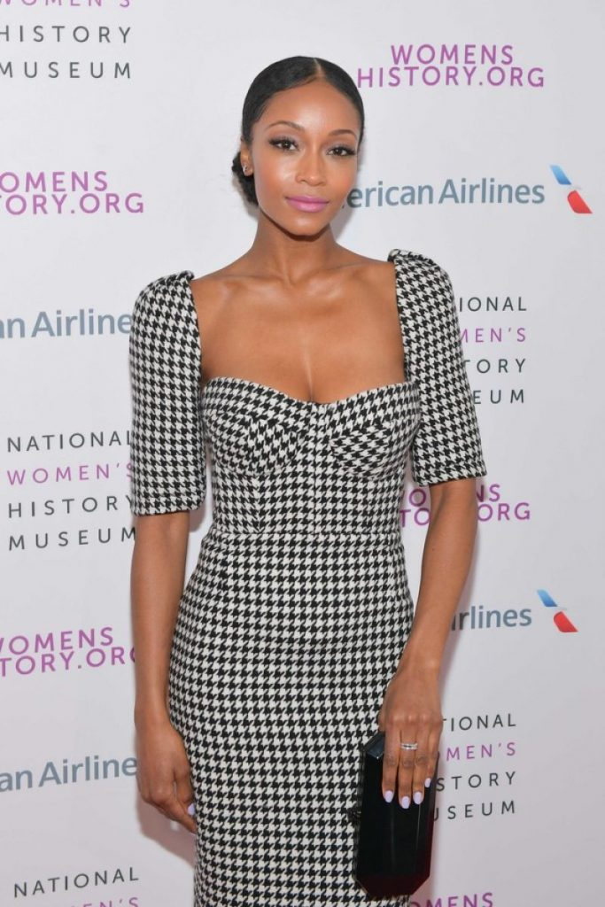 National Women's History Museum Women Making History Awards 2020: Yaya DaCosta (6 Photos)