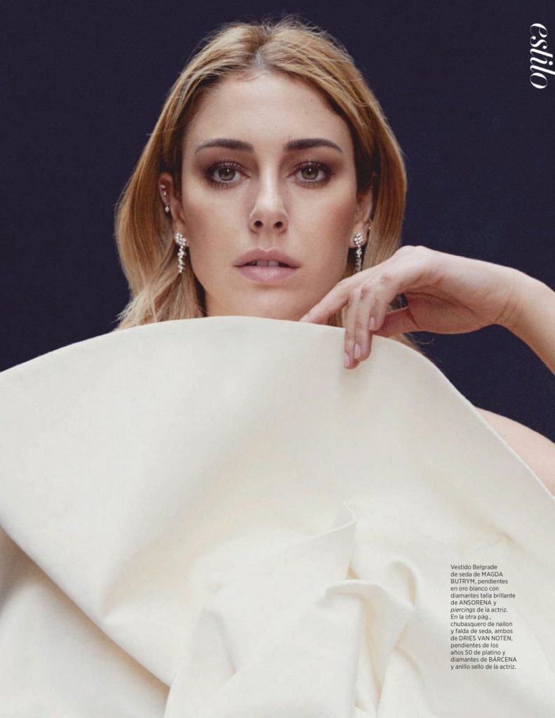 Blanca Suárez – Harpers Bazaar Spain May 2020 Issue (6 Photos)
