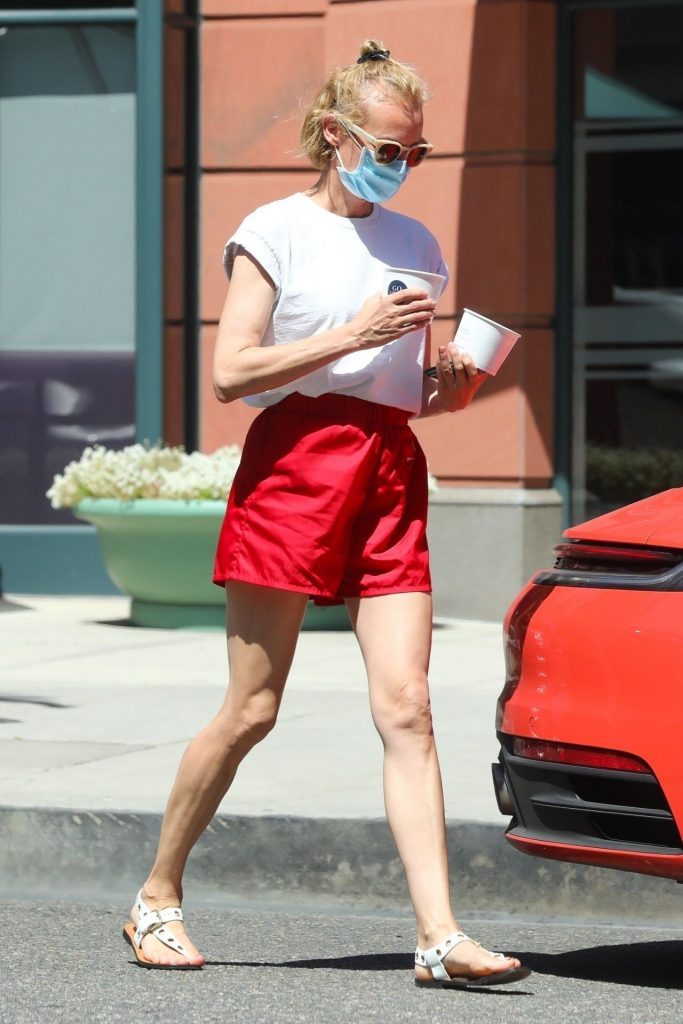 Diane Kruger – Out in Los Angeles 2020 (7 Photos)