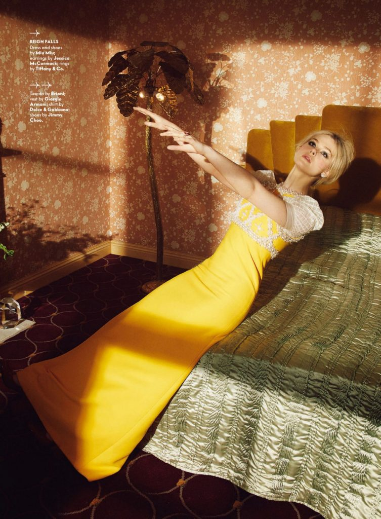 Elle Fanning – Vanity Fair April 2020 (18 Photos)