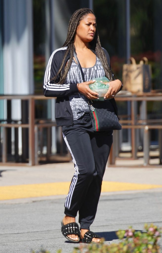 Laila Ali – Out in Los Angeles 2020 (6 Photos)
