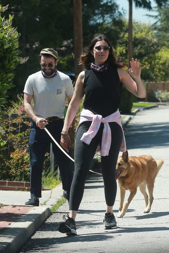 Mandy Moore – Out in Los Angeles 2020 (10 Photos)