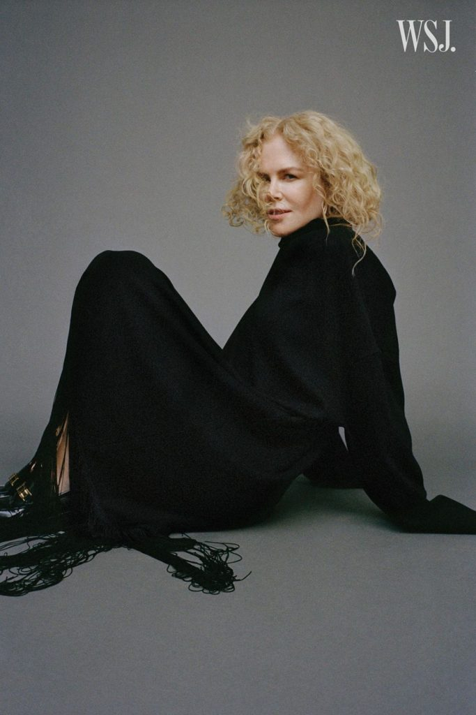 Nicole Kidman – WSJ Magazine May 2020 (4 Photos)