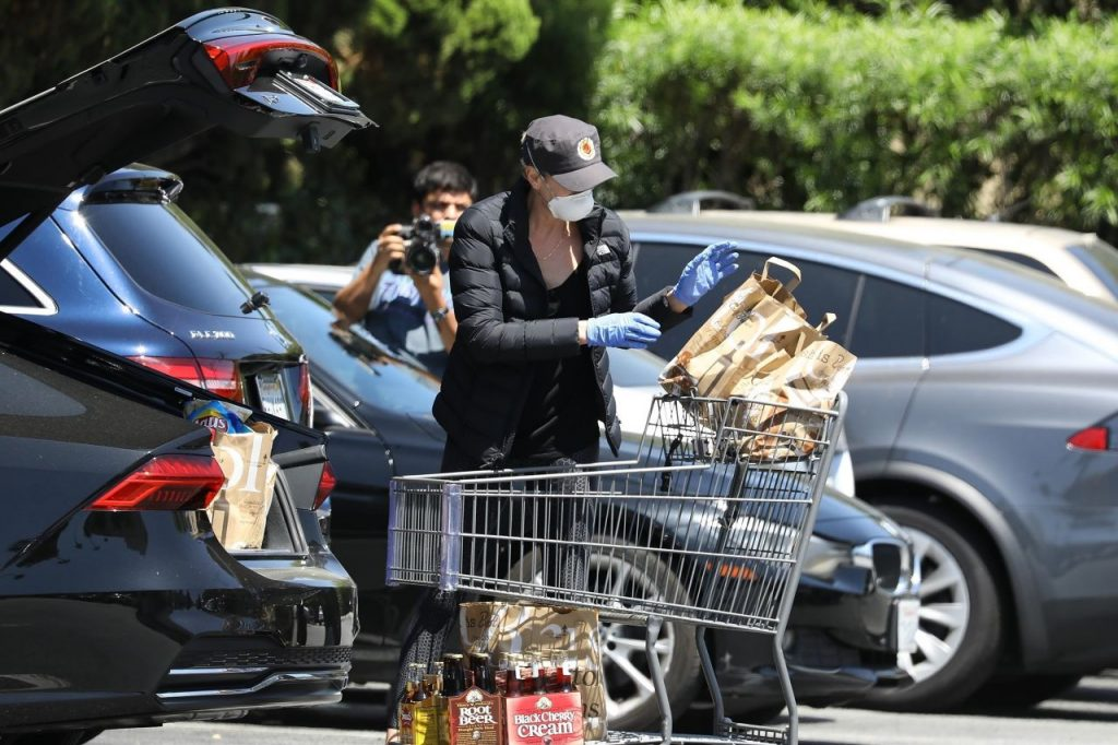 Charlize Theron – Bristol Farms in West Hollywood 2020 (10 Photos)