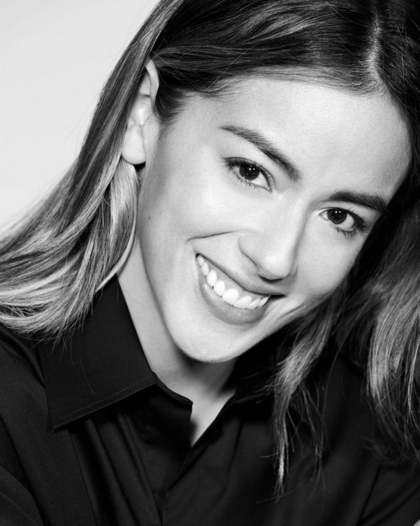 Chloe Bennet – Hugo Boss Alive 2020 (8 Photos)