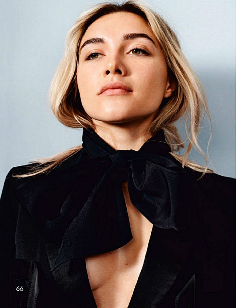 Florence Pugh Style and Clothes – ELLE