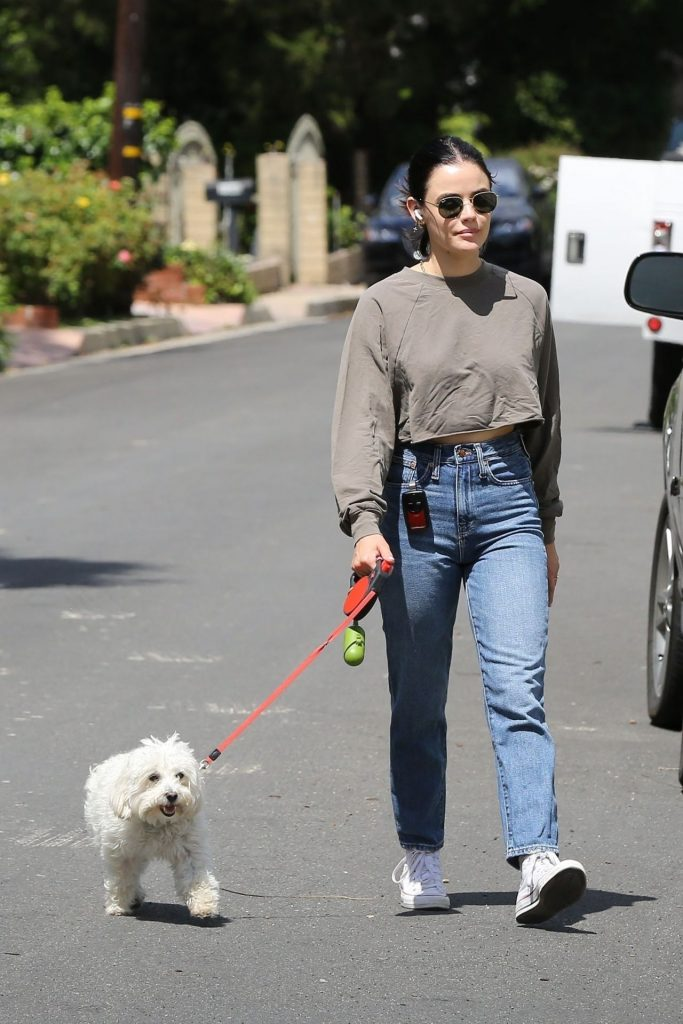 Lucy Hale in Casual Outfit 2020 (13 Photos)