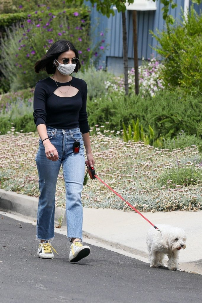 Lucy Hale in Casual Outfit – Los Angeles 2020 (13 Photos)