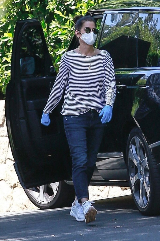 Sandra Bullock – Out in Los Angeles 2020 (10 Photos)