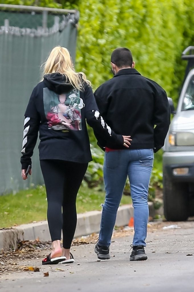 Sophie Turner and Joe Jonas – Out in Los Angeles 2020 (15 Photos)