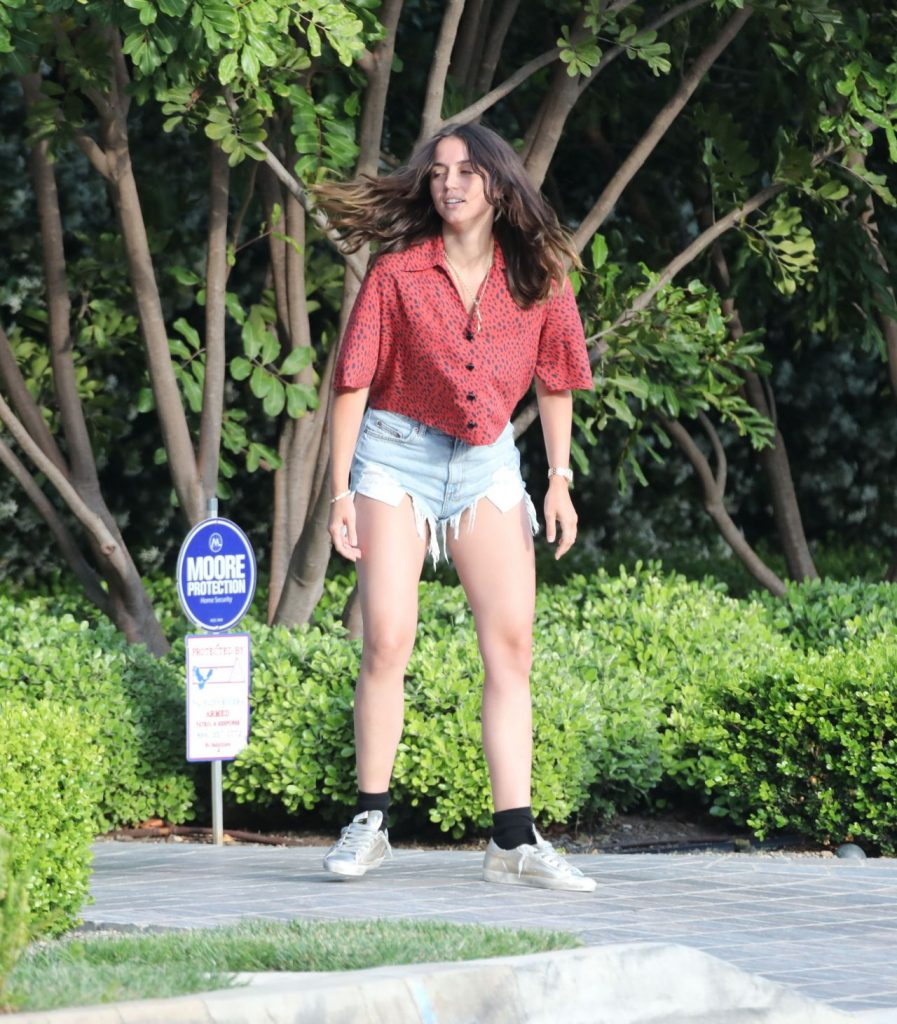 Ana De Armas – Out in Brentwood 2020 (12 Photos)