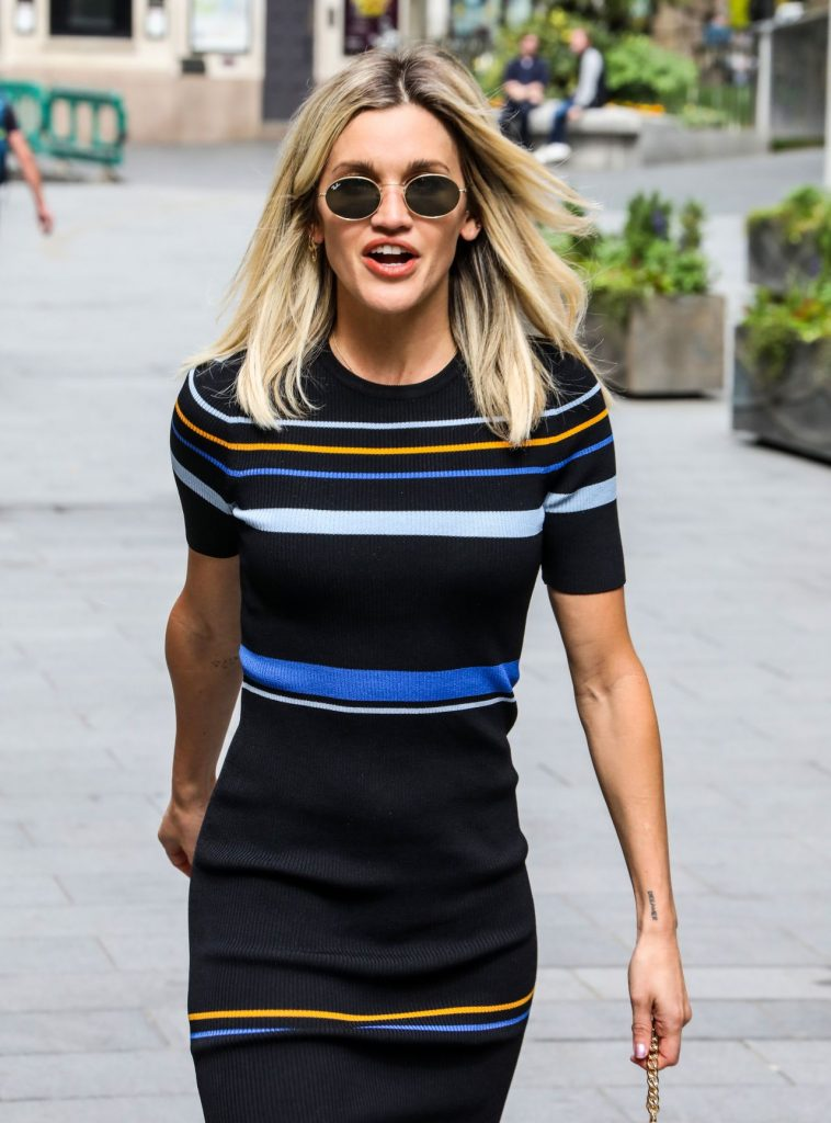 Ashley Roberts – Out in London 2020