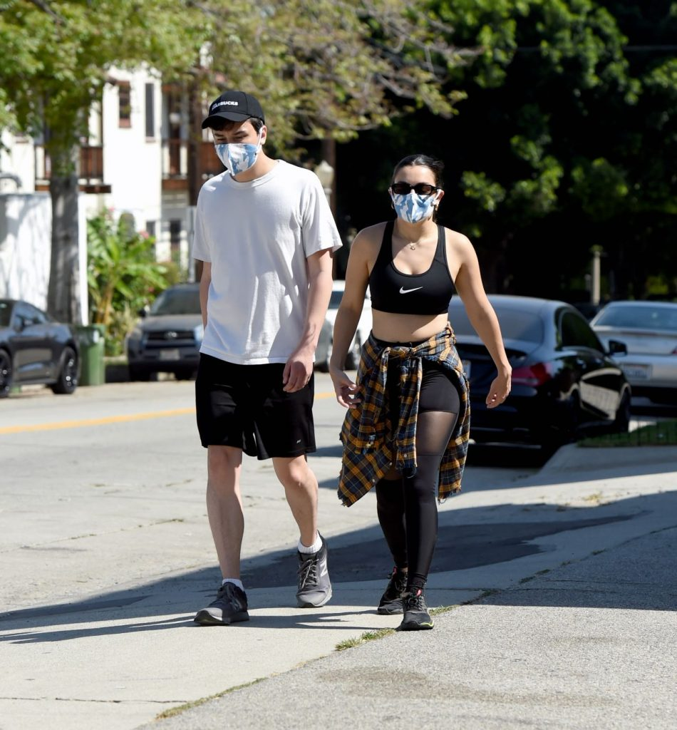 Charli XCX – Out in LA 2020 (7 Photos)